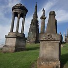 The Necropolis, Glasgow by MagsWilliamson