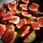 Summer Candy Got Figs ! by Rita  H. Ireland