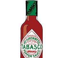 Tabasco Sauce by Richard Edwards