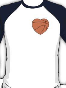 My heart belongs to a baller T-Shirt
