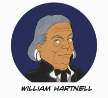"Doctor Who Stickers - William ""Billy"" Hartnell. by Donna Huntriss"