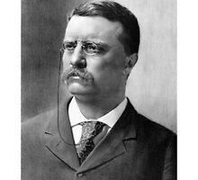 President Theodore Roosevelt by warishellstore