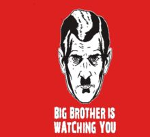 Big Brother Is Watching You by a7xnotready2diE