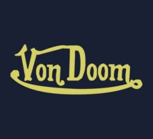 Von Doom Von Dutch  by logo-tshirt