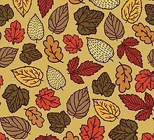 autumn pattern by BoYusya