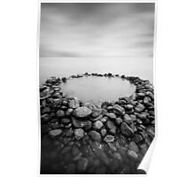 The Rock Pool Poster