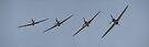 Hawker Hurricane by Nigel Bangert