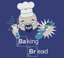 Baking Bread Kawaii by DarkChoocoolat