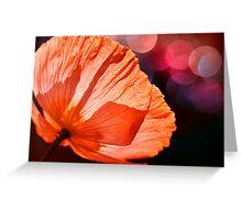 Catch the Light & Throw it Back Greeting Card