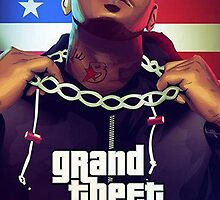 GTA V  by anuur