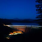 Shasta Dam by Tracy Jones