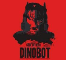 Dinobot - Code Of Hero by FrogusIV