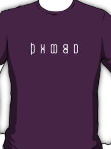 Human - reflection - white T-Shirt