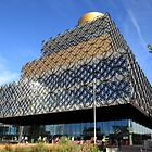 The New Birmingham Library by John Dalkin