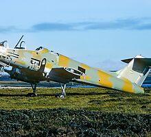 FMA IA 58 Pucará A-536 by Colin Smedley