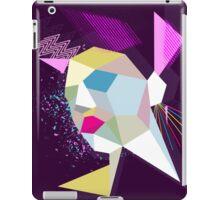 electric face iPad Case/Skin