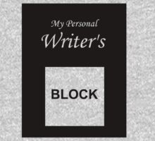 My Personal Writer's Block by Judith Hayes