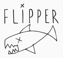Flipper/Kurt Cobain by Grunger71