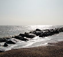 'Beachscape Clacton-On-Sea' by Laura Jane Photography