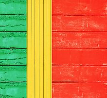 Portuguese flag by luissantos84