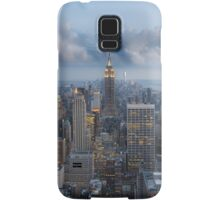 Storms and Sunsets Samsung Galaxy Case/Skin