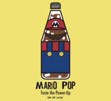 Mario Pop - Taste the Power-Up by billgaffney