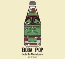 Boba Pop - Taste the Mandalorian by billgaffney