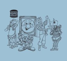 The BK Crew by chachi-mofo