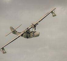 The Consolidated PBY Catalina / Vickers Canso A 11005 G-PBYA by Jon Lees