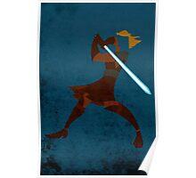 Anakin Skywalker Poster