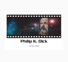 Philip K. Dick - Author of Blade Runner by PaliGap