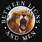 BL&M - Lion Crest (White) by Between Lions & Men
