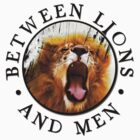 BL&M - Lion Crest (Black) by betweenlionsmen