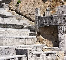 minack theater by Anne Scantlebury