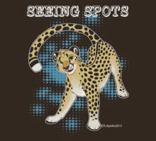 Seeing Spots! -dark print- by RainbowRunner