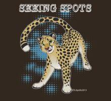 Seeing Spots! -dark print- by RainbowRunner