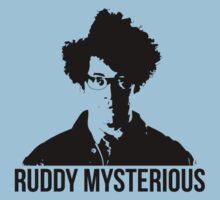 Ruddy Mysterious by LivelyLexie