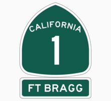PCH - CA Highway 1 - Ft Bragg  Kids Clothes