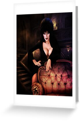 Elvira by Kerri Ann Crau