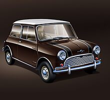 Mini brown by orangebox