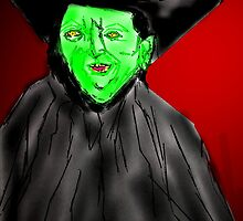WICKED WITCH OF THE WEST by Semmaster