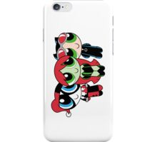 The Gothampuff Girls iPhone Case/Skin