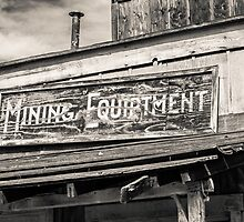 Mining Equipment by Jason Stabile