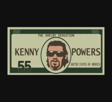Kenny Powers  by kingUgo