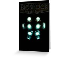 Bioshock - Big Daddy Greeting Card