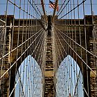 Brooklyn Bridge by HeatherMScholl