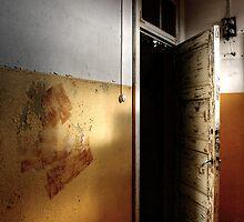 4.9.2013: Abandoned I by Petri Volanen