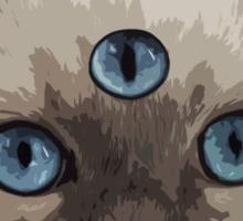 Good Vibes Cat - Original Sticker