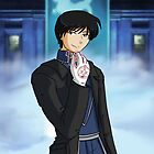 Roy Mustang by BarbaraJHarris