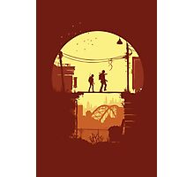 The Last of Us Plankin' Photographic Print